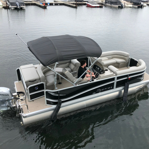 Pontoon Boat Rental - Full Day